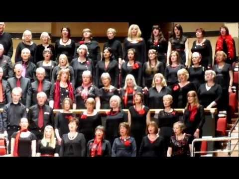 CBSO SO Vocal (Selly Oak Community Choir) : Love Shone Down