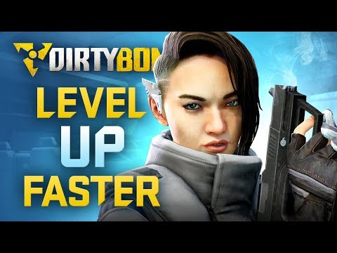 Dirty Bomb: Level Up Faster