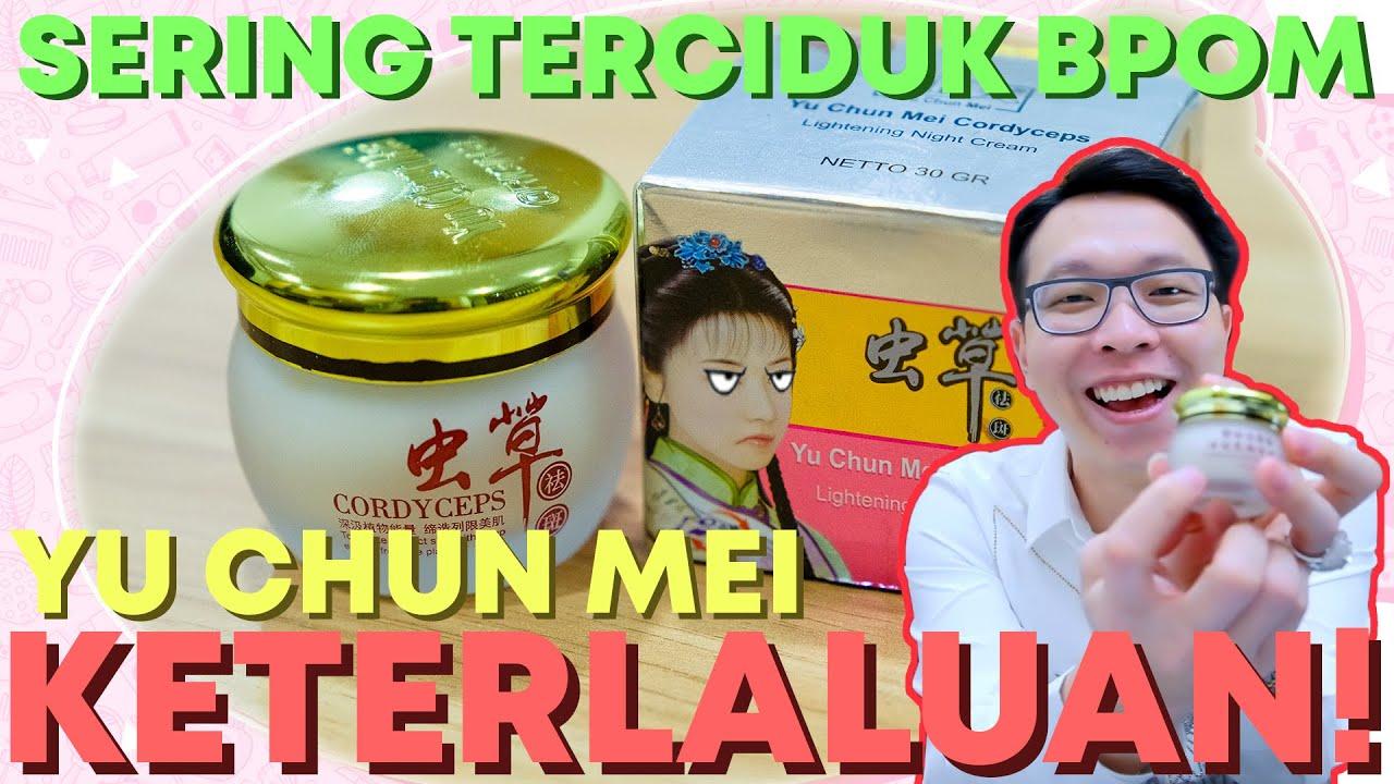 SERING TERCYDUK BPOM!! REVIEW YU CHUN MEI CORDYCEP!! KUDU WASPADA