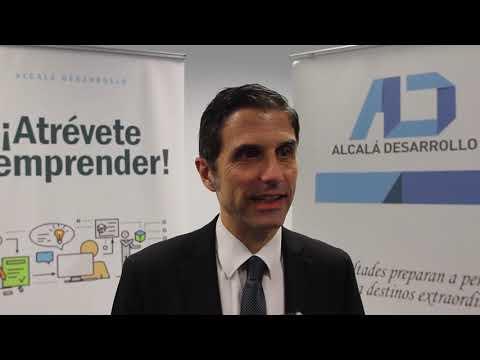 inauguración IV del ciclo formativo #AtréveteaEmprender