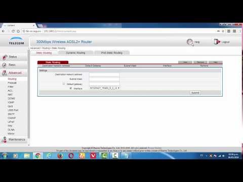 Como Ingresar A Las Configuraciones Avanzadas De Un Modem Router Huawei HG531s V1 - ARNET