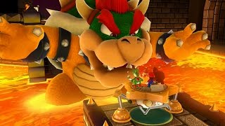 Mario Party 10 - Bowser Party Mode - Chaos Castle (Team Mario)
