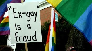 Is Gay Conversion Therapy a Free Speech Issue?