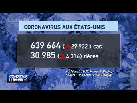 Dernières informations sur la pandémie de COVID-19