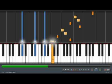 Scary Kids Scaring Kids  Watch Me Bleed  TheSideProject777 Version piano tutorial