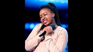 Sarah Ikumu all performances on Britain's Got Talent