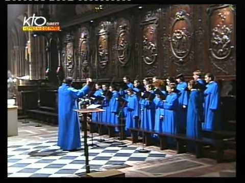 Magnificat   -  Notre Dame de Paris