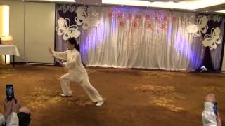 Yang Style 40 Form Tai Chi Quan 楊式太極拳40式  ( Fanny Ng )