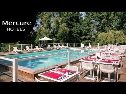 Hotel mercure bordeaux chateaux chartrons