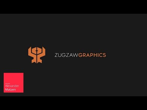 ZugZawGraphics Intro 2D (Simple Ident)