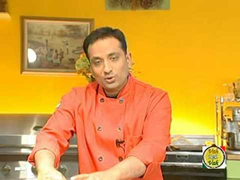 Pav Bread for Pav Bhaji - By VahChef @ VahRehVah.com