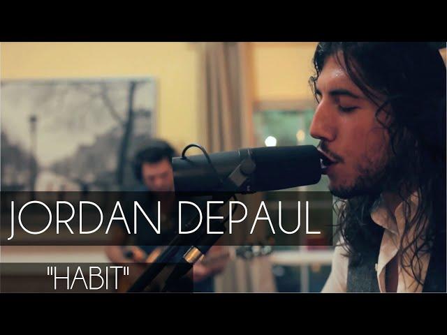 "Jordan DePaul- ""Habit"" Live at Izzy's"