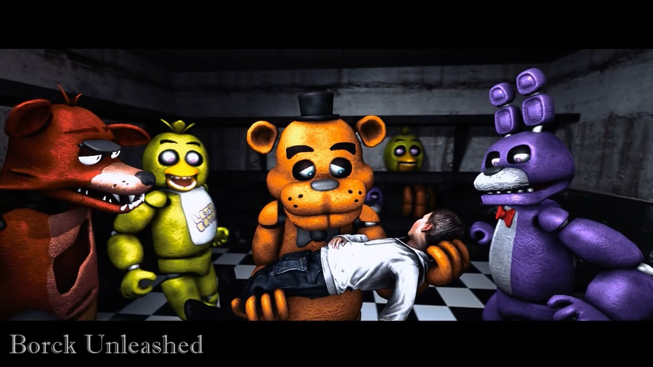 Download SFM| Five Nights at Freddy's 2| Song by Living Tombstone