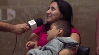 Ação beneficente pretende conseguir cadeira especial para criança