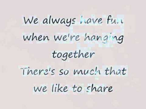 A Friend Like You - Unknown w/ Lyrics
