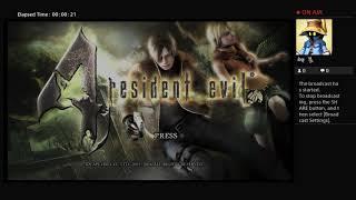 Resident Evil 4 Mercenaries HUNK LIVE