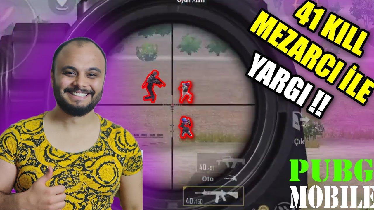 MEZARCI İLE BOL KİLLİ KAOS TEAM RANK MAÇI / PUBG MOBİLE erangel gameplay