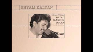 Ustd Rashid Khan/ Raag Shyam Kalyan/ Original Sagarika Classical
