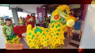 [2020-02-02] CNY Lion dance performance at Chatime Bandar Bukit Raja