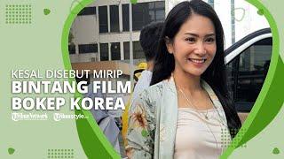 Download Bunga Zainal Kesal Disebut Warganet Mirip Bintang Film Bokep Korea
