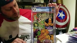 Thanos The Mad Titan Keys, History and Artwork