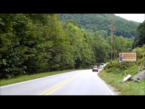 Smoky Mountains Road-trip 2014