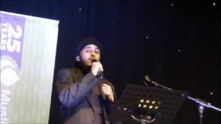 LIVE:  Labbayk - Tala al Badru Alayna - The Palace Hotel - Uk Tour 2011
