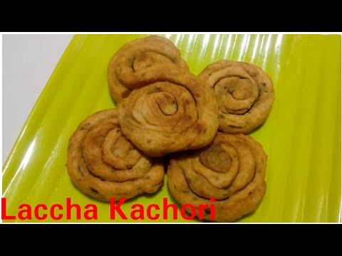 Laccha Kachori recipe by Kitchen with Rehana