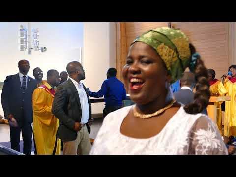 ICBC Choir - Praise and worship day 2