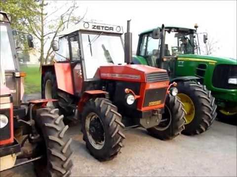 STŘEDNÍ ZEMĚDĚLSKÁ ŠKOLA PODĚBRADY - Traktorparáda + Poslední zvonění 4.A - 2o13