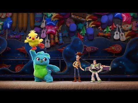 Youtube filmek - Toy Story 4 - magyar szinkronos előzetes #1 / Animáció