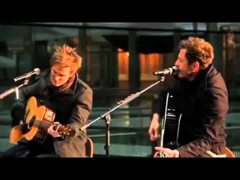 McFly - the heart never lies (acoustic)