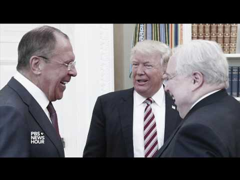 Trump revealed highly classified material to Russian officials, Washington Post reports