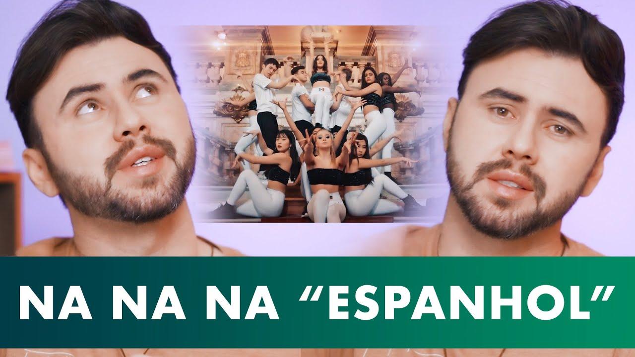 Download (Reação)Now United - Na Na Na (Official Spanish Music Video)