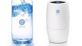 Система очистки воды eSpring (обзор и установка фильтра)