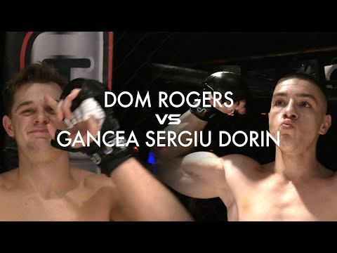 Dom Rogers v Gancea Sergiu Dorin