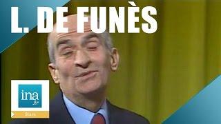 Louis de Funès raconte le tournage de