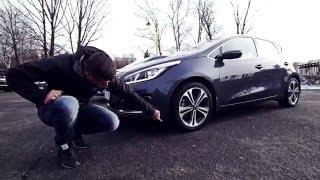 Ford Focus против Kia Cee d смотреть