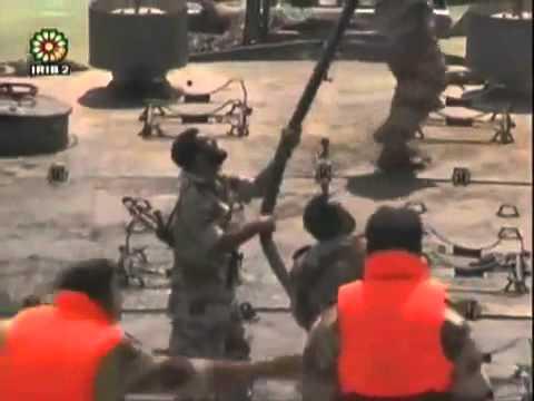 IRAN MILITARY POWER WILL DESTROY U.S.A. NAVY 5TH FLEET IN STRAIT OF HORMUZ.mp4
