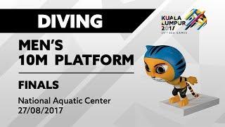 Download Video KL2017 29th SEA Games | Diving - Men's 10m Platform FINALS | 27/08/2017 MP3 3GP MP4