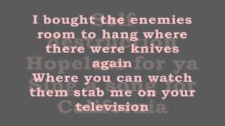 Boy Division - My Chemical Romance - Lyrics