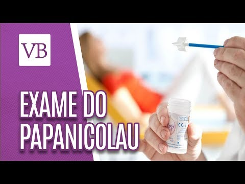 Exame do Papanicolau - Você Bonita (29/05/18)