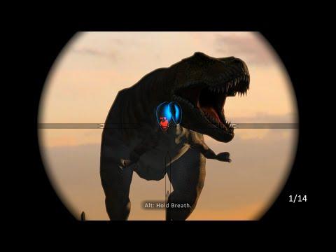Carnivores: Dinosaur Hunter Reborn. Секрет.
