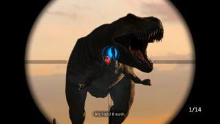 Carnivores Dinosaur Hunter Reborn. Секрет.