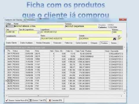 Software para Gestão de Empresas de Manutenção e Assistências Técnicas