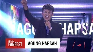 Agung Hapsah @ YouTube FanFest Indonesia 2017