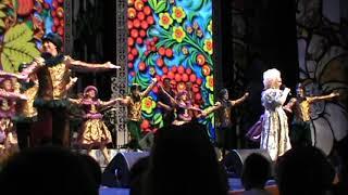 Надежда Кадышева в шоу - программе