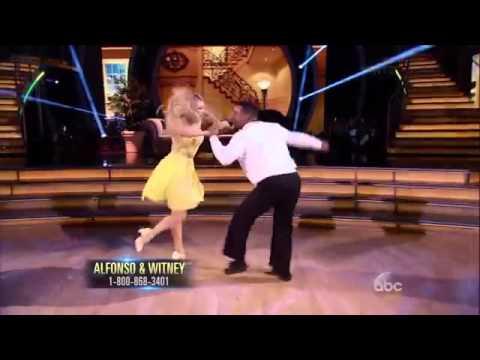 Alfonso Ribeiro Carlton Dance 2014 DWTS