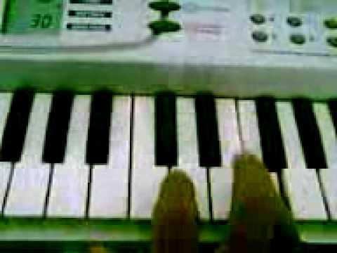 Raavan - Raavanan: Mujhe behne de - Usure pogudhe - instrumental (keyboard)