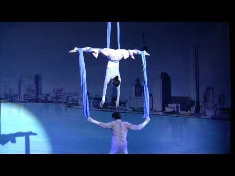 Shanghai Acrobatics Troupe